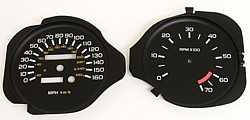 Trans Am Conversion, Mopar Gauges, Mopar Instruments